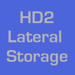 mobile shelving HD2 storage system